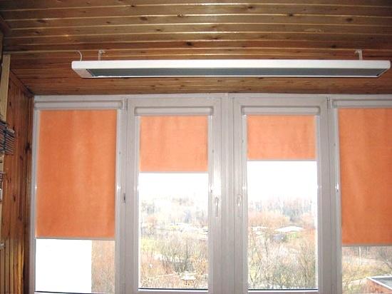 Как провести отопление на балкон и можно ли выносить батарею.